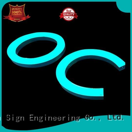 best factory price chinese neon sign by bulk