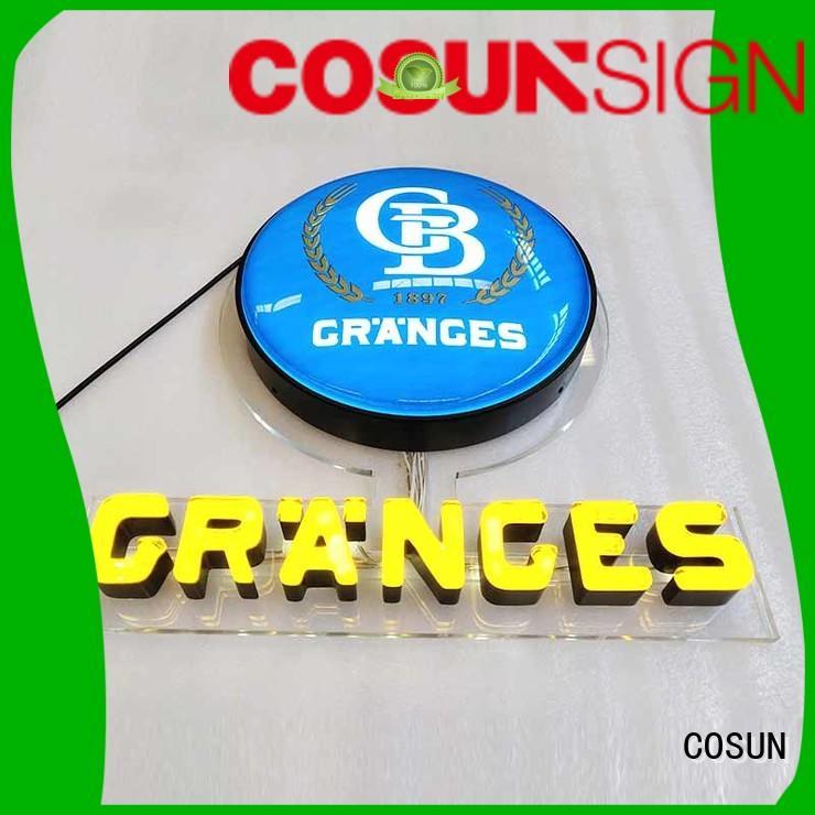 neon bar sign eye-catching check now COSUN