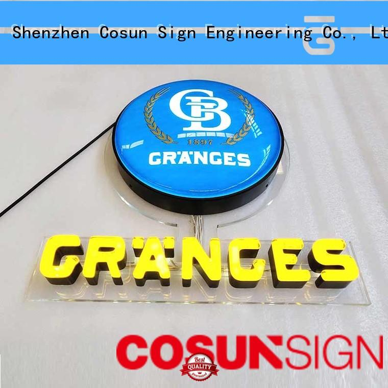 COSUN direct neon light custom sign check for