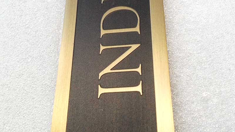 COSUN logo custom custom door plate Supply for hotel-8
