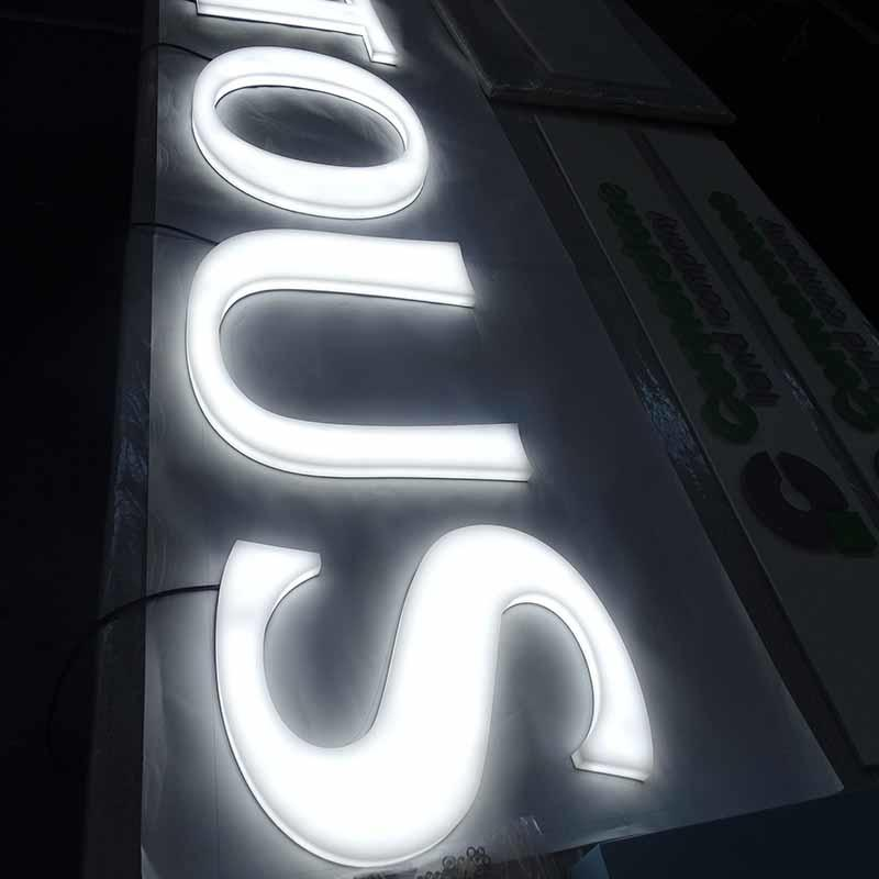 20Mm 3D Acrylic Letter Competitive Price Ce Certified Custom Design