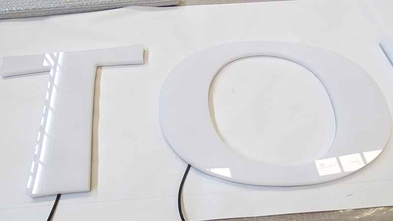 COSUN high-quality acrylic sign panels on-sale for restaurant-11
