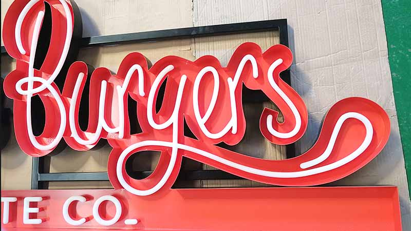 Wholesale best neon signs on-sale for business for promoting-5