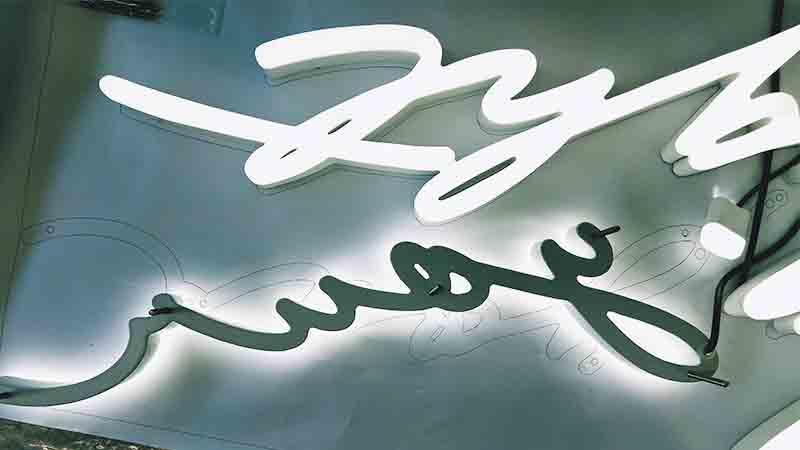 COSUN popular route sign manufacturers for hotel