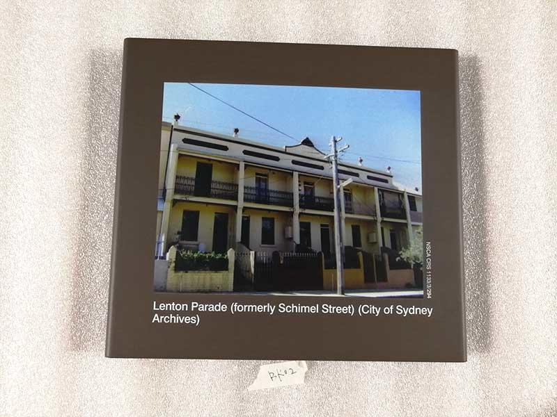 Sydney Park Sign Project 2016-2018