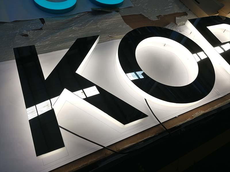 2018 Micheal Kors Mini Acrylic Letter Sign in Netherlands