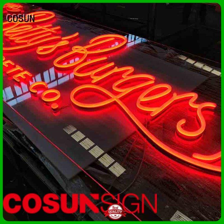 COSUN hot-sale neon signs for bedroom company for house