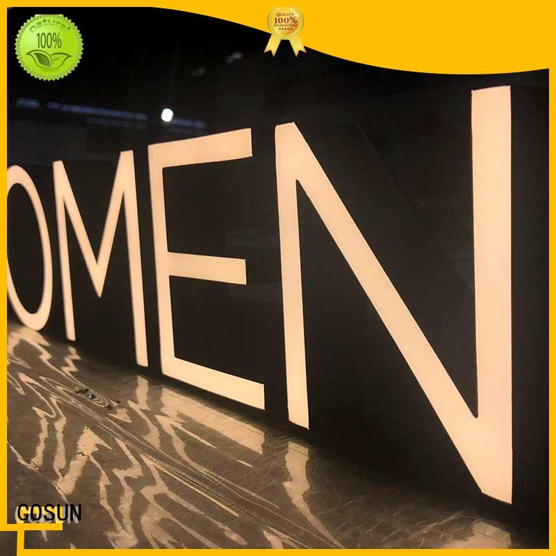 New resin sign epoxy manufacturers for room