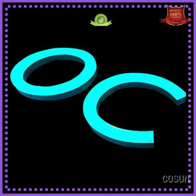 discount china neon sign now for COSUN