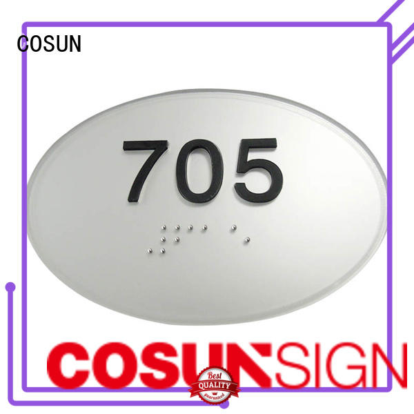 all size open closed door signs illuminated for warning COSUN