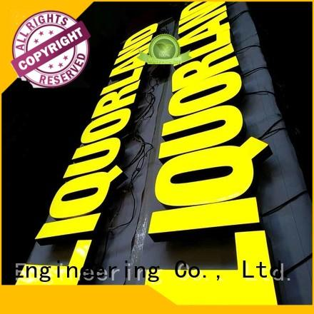 COSUN Best resin sign Suppliers check now