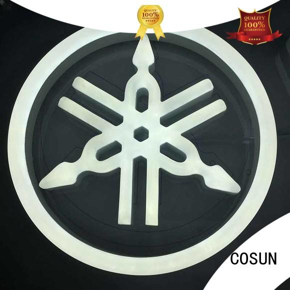 COSUN Custom open neon light Suppliers for decoration