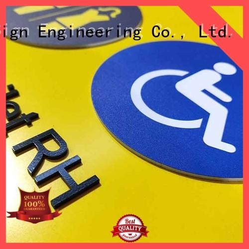 COSUN painted business office signs Suppliers for wholesale