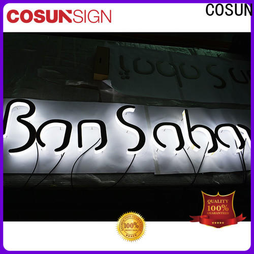 COSUN Latest room sign holders at discount inquire now