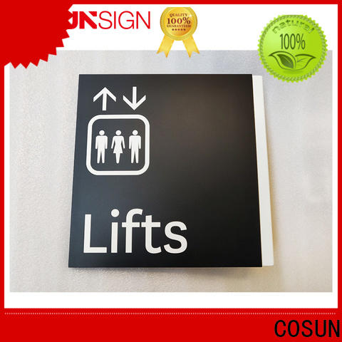 COSUN Latest personalized outdoor bar signs Suppliers for bar