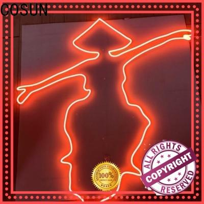 COSUN Best sexy neon signs Supply for restaurant