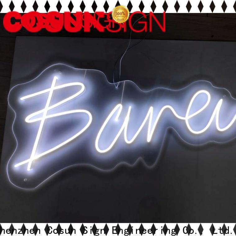 Best good vibes neon sign eye-catching manufacturers for promoting