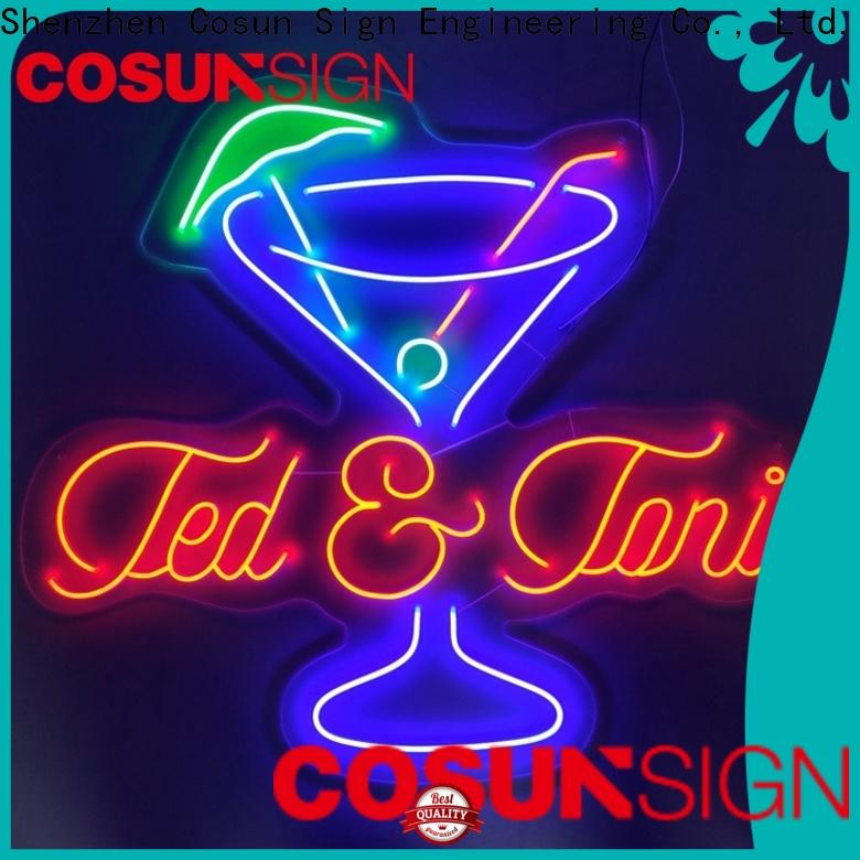 COSUN Best halloween neon sign for business for hotel