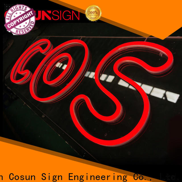 High-quality coffee neon sign eye-catching Suppliers for promoting