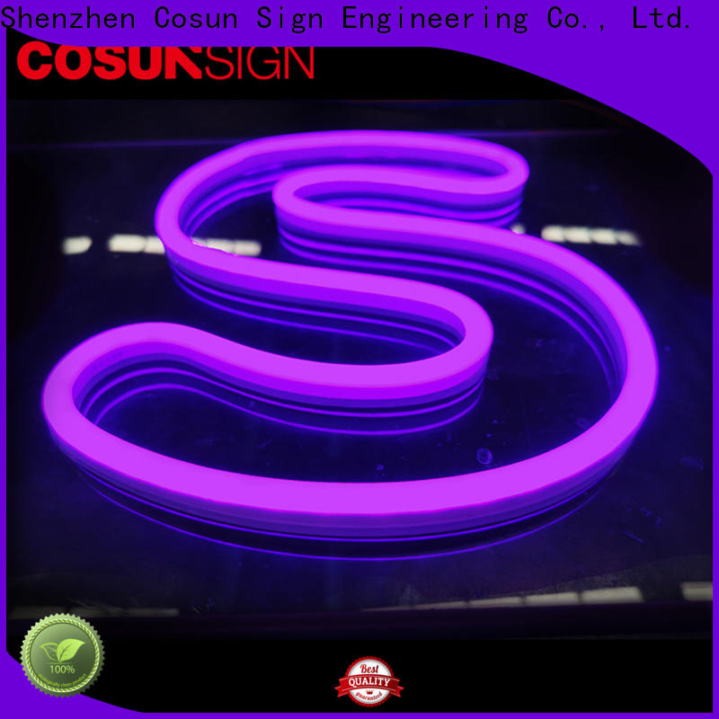 High-quality steelers neon sign eye-catching manufacturers for warning