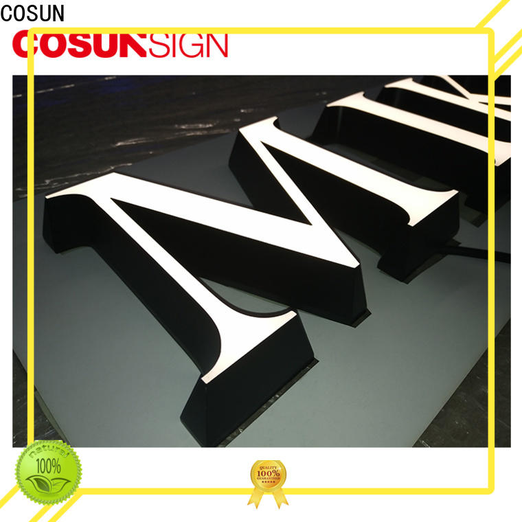 COSUN led base neon acrylic wholesale inquire now