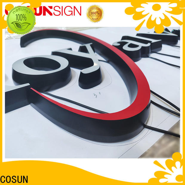 COSUN Best neon acrylic for shop