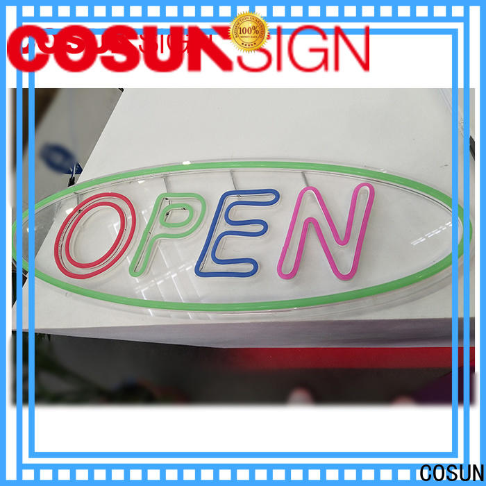 COSUN hot-sale lips neon sign Suppliers for hotel