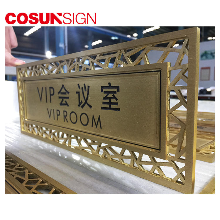 COSUN all size office door number signs manufacturers for wholesale-2