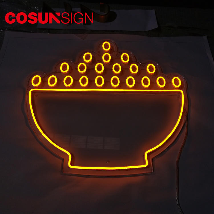 Wholesale neon sign maker popular manufacturers for warning-2