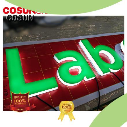 COSUN plastic 18x24 sign holder new inquire now