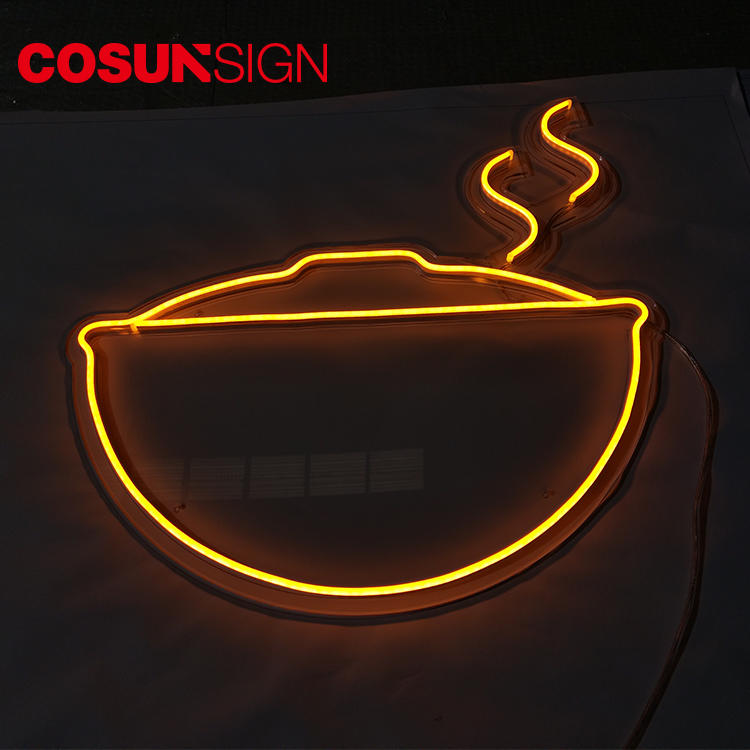 COSUN on-sale glow signs factory for hotel-1