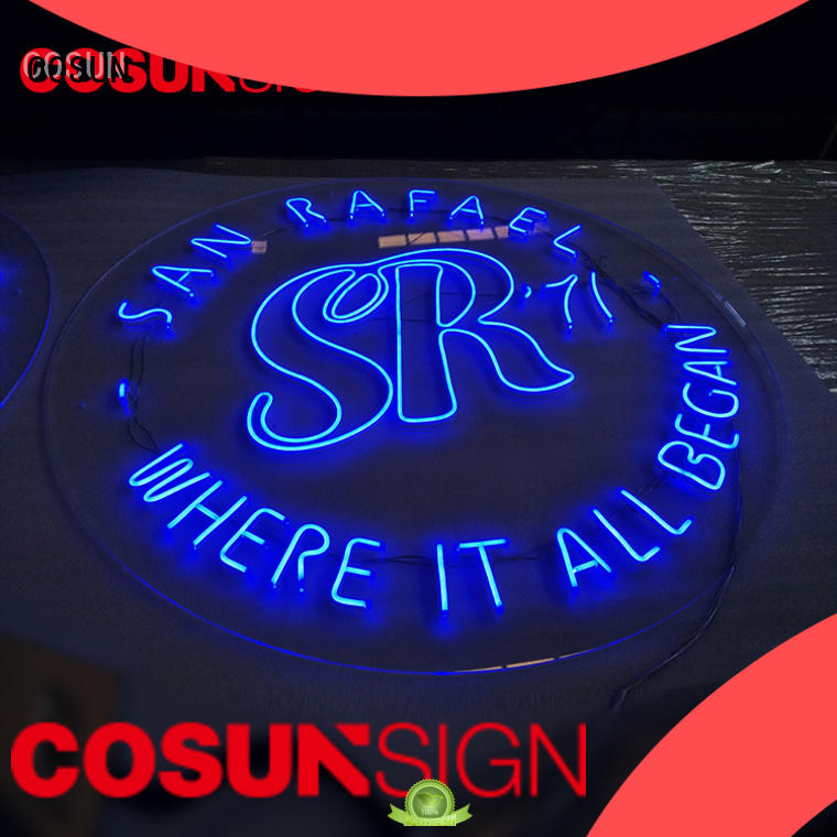 COSUN Top buy neon lights factory check now
