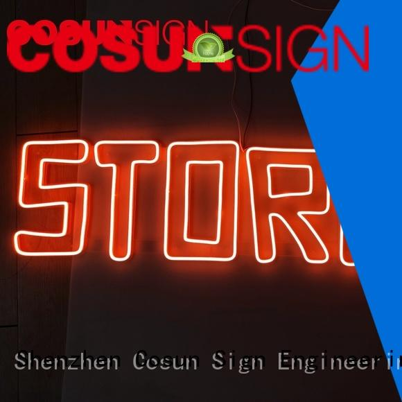 COSUN Best girls girls girls neon sign for business for decoration