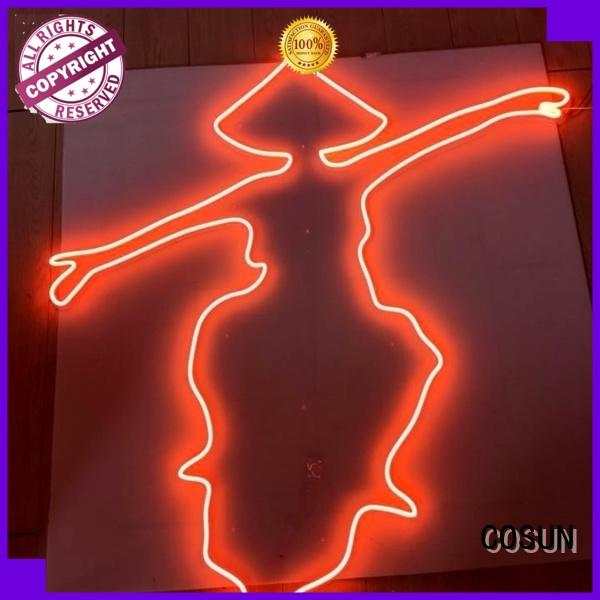 COSUN hot-sale where to buy neon factory for decoration
