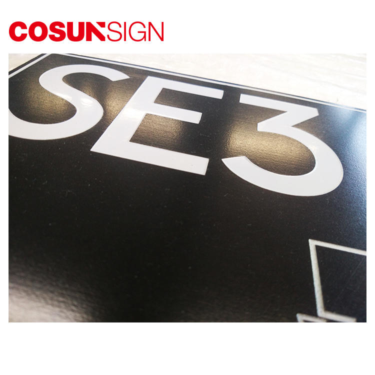 COSUN logo custom cheap office signs for business for door