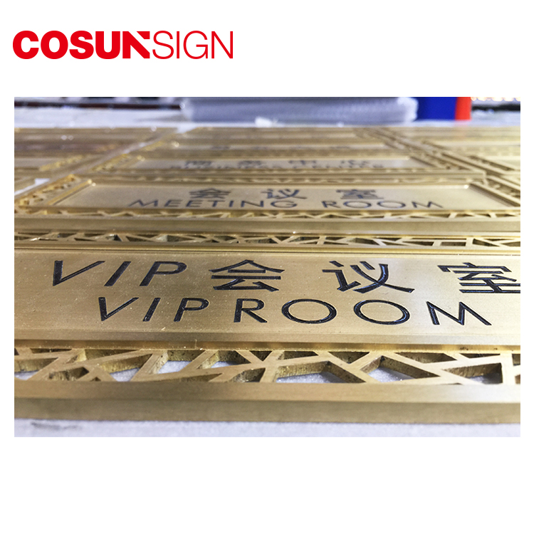 COSUN all size office door number signs manufacturers for wholesale-11