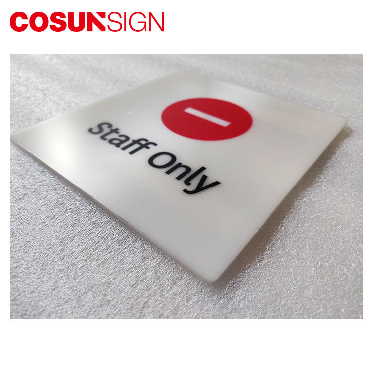 door signs COSUN