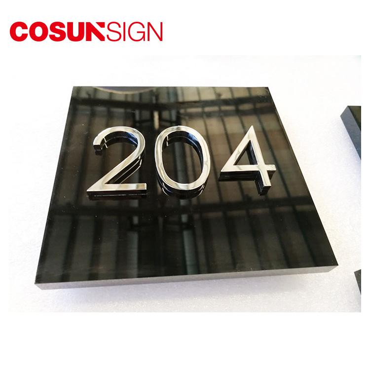COSUN painted outdoor door signs Suppliers for door-1