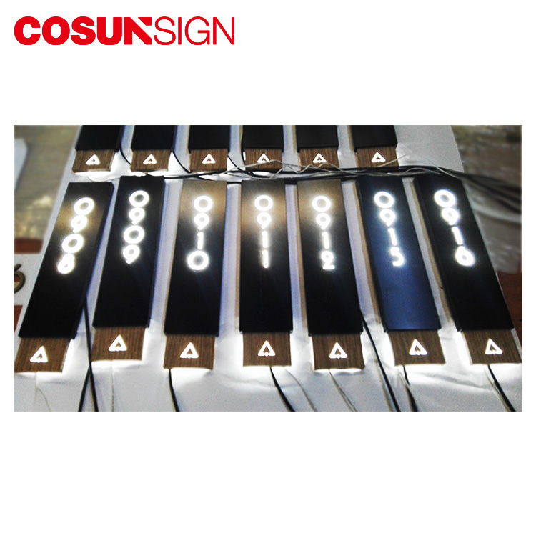 COSUN Wholesale outdoor salon signs Suppliers for decoration-1