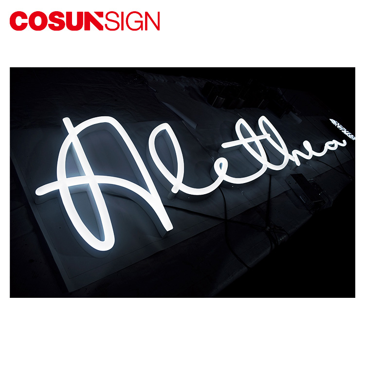 COSUN popular girls neon sign factory for decoration-1