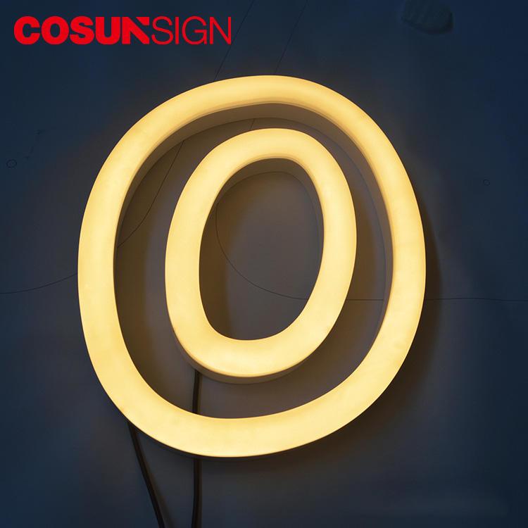 COSUN Best Quality Led Light Halo Pinball Neon Sign