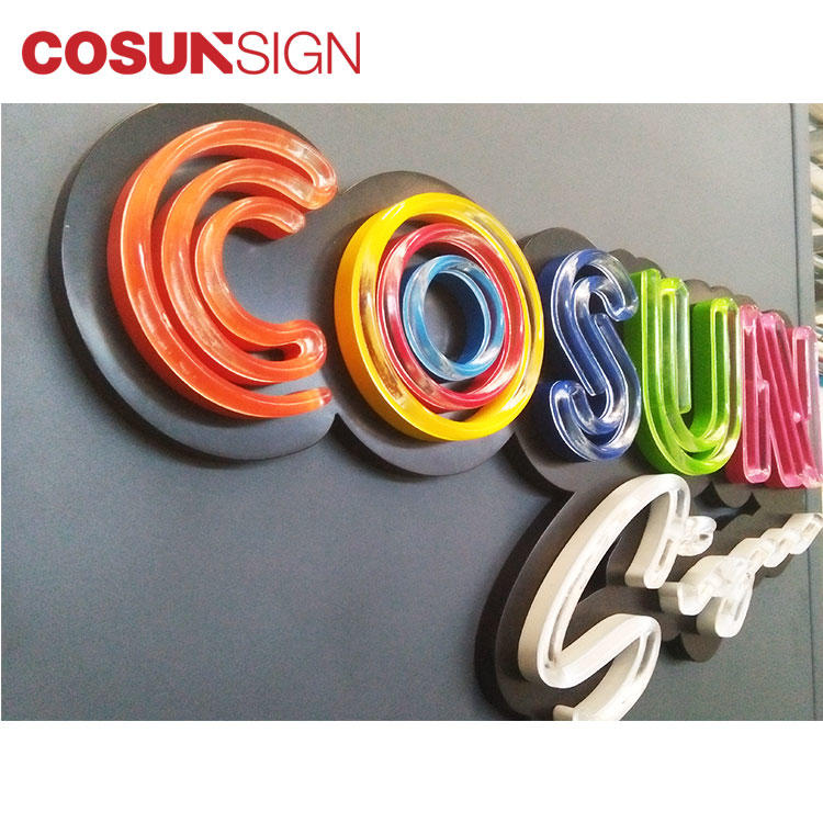 COSUN Best cactus neon sign manufacturers for restaurant