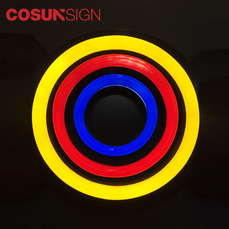 COSUN Best cheap neon signs for sale company for restaurant