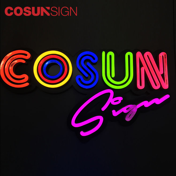 COSUN Best cactus neon sign manufacturers for restaurant-8