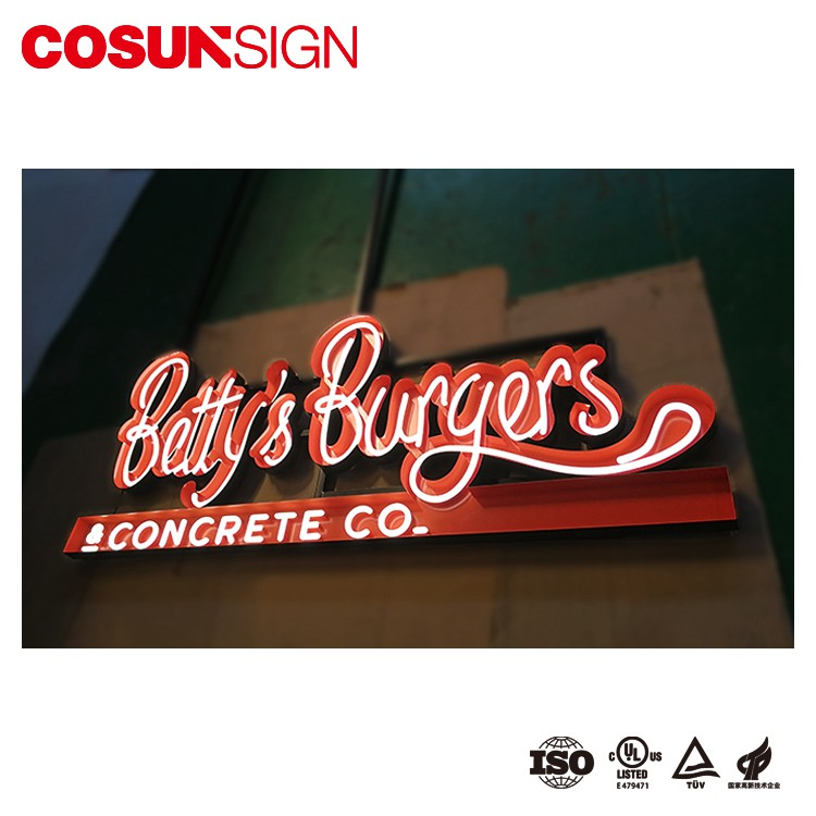 New big neon signs eye-catching Suppliers for decoration-5