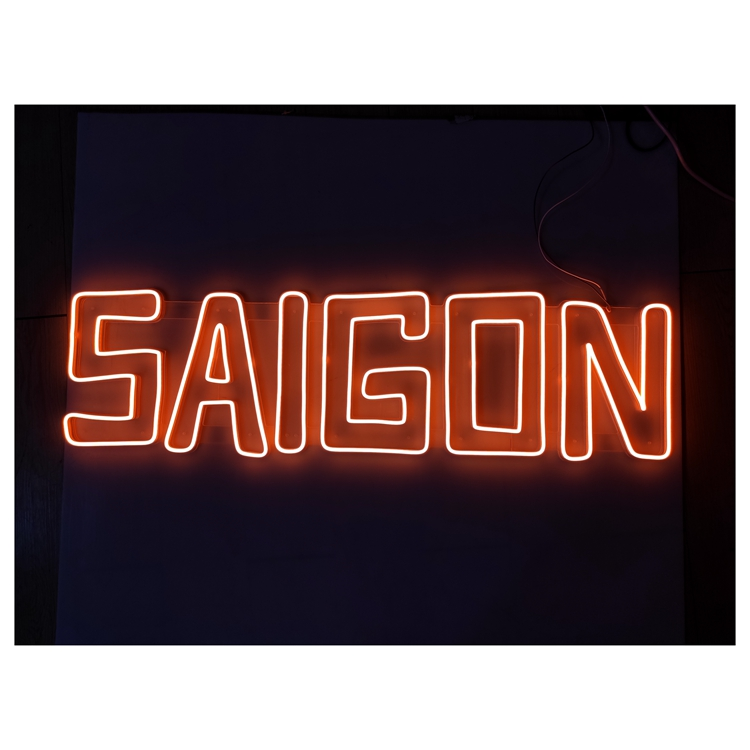 COSUN High-quality hello gorgeous neon sign factory for decoration-2