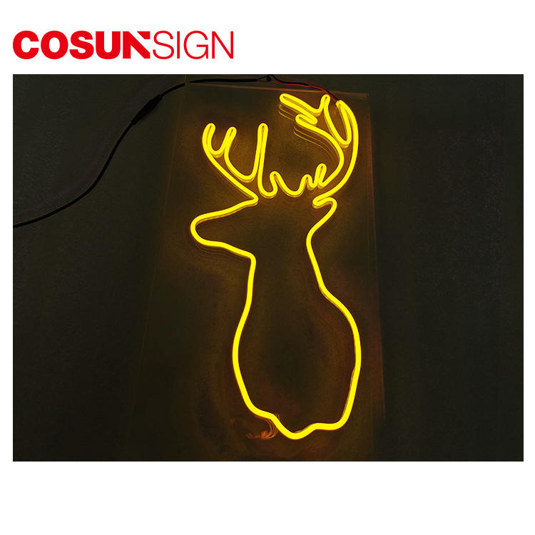 COSUN hot-sale illuminated signage Suppliers for decoration