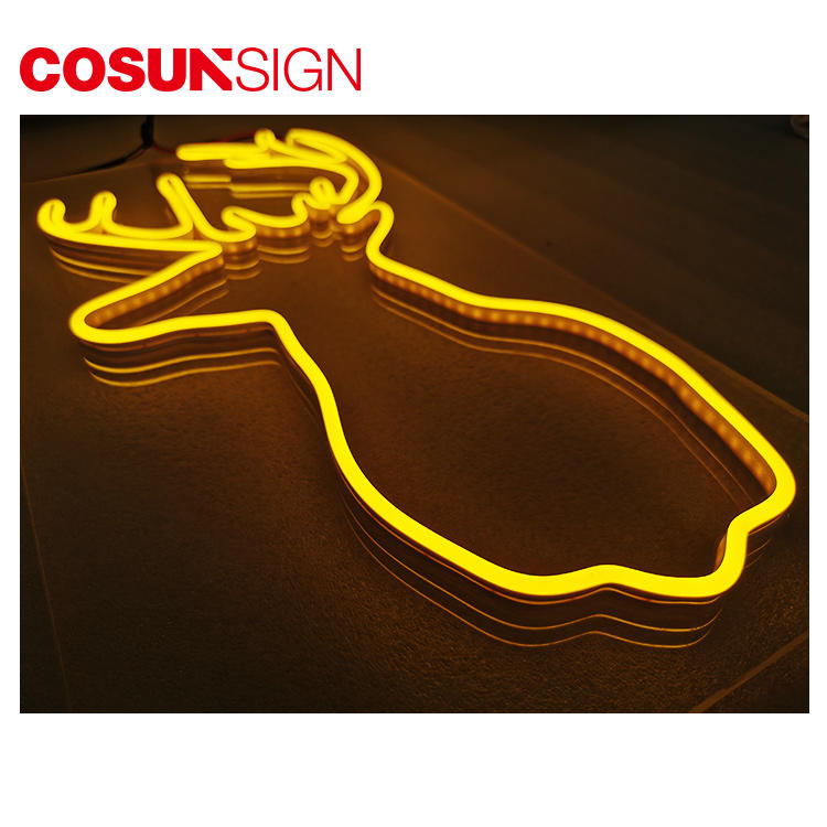 Love Neon Sign Customized Available Indoor Usage Merry Christmas