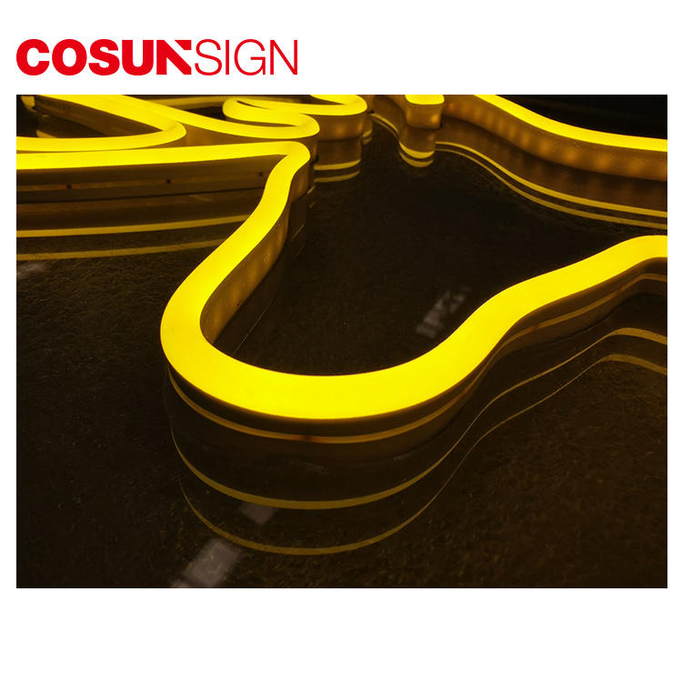 COSUN High-quality led channel letters factory check now