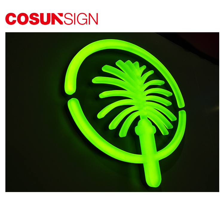 COSUN Top neon house number signs manufacturers for decoration-8